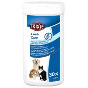 Trixie универсальные косметические салфетки для животных 30 шт