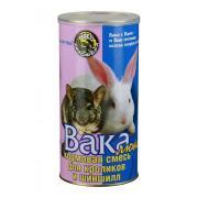 Вака люкс кормовая смесь для кроликов и шиншилл
