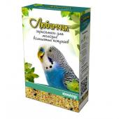 Любимчик Юниор зерносмесь для молодых волнистых попугаев, 400 г