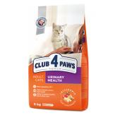 Club 4 paws сухой корм для взрослых кошек поддержка здоровья мочевыделительной системы (на развес)