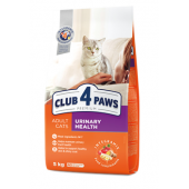 Club 4 paws сухой корм для взрослых кошек поддержка здоровья мочевыделительной системы (целый мешок 14 кг)