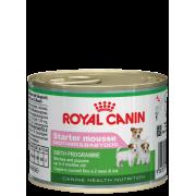Royal Canin Mini Starter паштет для кормящих собак и щенков до 2-х месяцев, 195 г