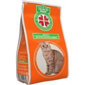 Club 4 paws сухой корм с курицей для взрослых кошек, живущих дома (на развес)