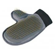 Trixie массажная щетка-перчатка для жесткошерстных и короткошерстных собак и кошек