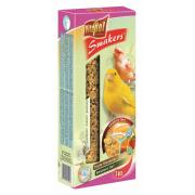 Smakers (колосок) 3в1 (медовый, яичный, фруктовый) для канареек 2 шт.