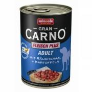Gran Carno Adult с копченым угрем и картошкой