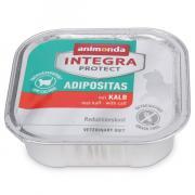 Animonda Integra Protect Adipositas mit Kalb влажный корм для кошек склонных к полноте с телятиной.