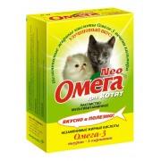 Омега Neo, витамины для котят с таурином + L-карнитин