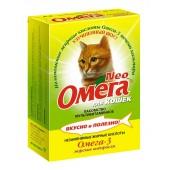 Омега Neo, витамины для кошек с морскими водорослями
