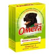 Омега Neo, витамины для собак с протеином + L-карнитин