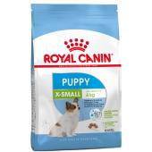 Royal Canin X-Small Puppy сухой корм для щенков мелких пород до 10 месяцев (целый мешок 500 г)