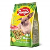 Happy Jungle Корм для молодых кроликов, 400 г