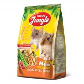 Happy Jungle Корм для мышей и песчанок, 400 г