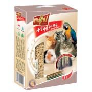 Древесный наполнитель для декоративных животных, 6 л