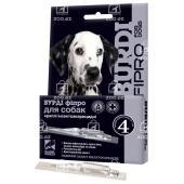 Burdi Fipro капли для собак от блох, вшей и ушной чесотки/1 шт