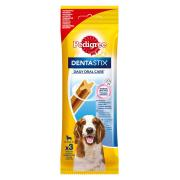 Pedigree DENTA stix  10-25 kg / 3 шт. 77 гр
