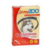 Доктор ZOO ошейник против блох и клещей для собак, 65 см