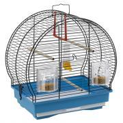 Ferplast Luna 1 Black клетка для канареек и маленьких экзотических птиц, 40 x 23,5 x 38,5 см