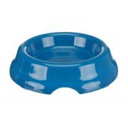 Trixie пластиковая миска для кошек и собак мелких пород, 0,2 л, 15 см