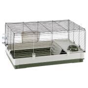 Ferplast клетка KROLIK LARGE для кроликов и морских свинок, 100 x 60 x 50 см