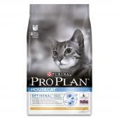 Pro Plan Housecat сухой корм для кошек с курицей  (целый мешок 10 кг)