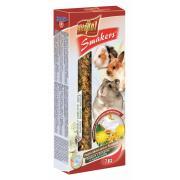 Smakers (колосок) с йогуртом и одуванчиком для грызунов и кролика 2 шт.