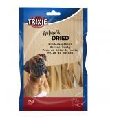 Trixie сушеный бычий скальп, 12 см, 6 шт
