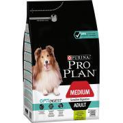 Pro Plan Medium Adult для взрослых собак средних пород с ягненком (целый мешок 3 кг )
