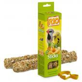 RIO палочки с тропическими фруктами для волнистых попугаев и экзотов