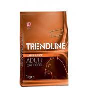 Trendline Adult Сat сухой корм для кошек со вкусом ягненка и риса 1 кг
