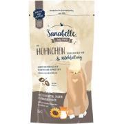 Bosch Sanabelle лакомства для кошек со вкусом курицы и молока