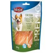 Trixie Premio лакомства для собак, куриное филе 100 гр