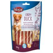 Trixie Premio лакомства для собак, хрустящая утка 100 гр