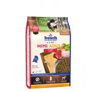Bosch High Premium Adult Mini Mit Lamm & Reis проба для взрослых собак мелких пород, со вкусом ягненка и риса 1 кг