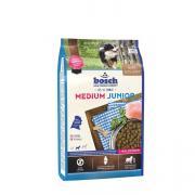 Bosch High Premium Medium Junior проба для щенков средних пород, со вкусом домашней птицы 1 кг