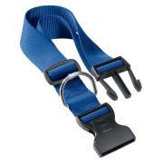 Ferplast Club C40/70 Blue нейлоновый ошейник для собак, 45 х 70 см, 40 мм, синий