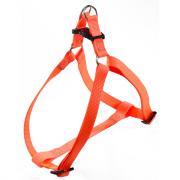 Ferplast Easy P XXS Orange шлейка для кошек А=В 28 х 38 х 1 см, оранжевый