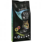 Van Cat сухой корм для кошек, курица с рыбой (целый мешок 15 кг)