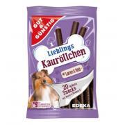 Edeka Lieblings Kauröllchen жевательные роллы для собак с бараниной и рисом, 20 шт.