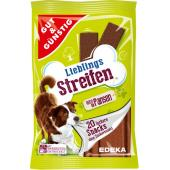 Edeka Lieblings Streifen жевательные полоски для собак с рубцом, 20 шт.