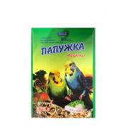 Папужка Фрукты полноценный витаминизированный корм для волнистых попугаев 575 г