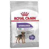 Royal Canin Sterilised Mini Adult полноценный корм для стерилизованных взрослых собак мелких пород (целый мешок 10 кг)