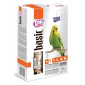 Lolo pets полнорационный корм для волнистых попугаев, 500 г