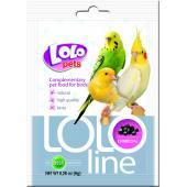 Lolo pets Charcoal уголь для птиц, 8 г