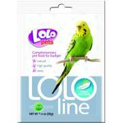 Lolo pets Thick Feathers дополнительная кормовая смесь для густого оперения волнистых попугаев, 20 г