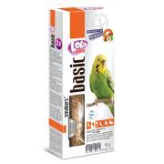 Lolo pets Smakers с орехами для волнистых попугаев, 2 шт., 90 г