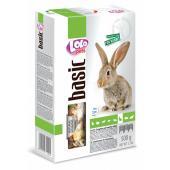 Lolo pets полнорационный корм для кроликов, 500 г