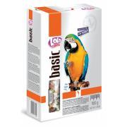 Lolo pets полнорационный корм для крупных попугаев, 900 г