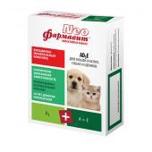 Neo Фармавит витаминно-минеральный комплекс A+D3+E для кошек и котят, собак и щенков, 90 табл.