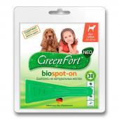 Green Fort био капли, средство от эктопаразитов для собак 10-25 кг, 1,5 мл